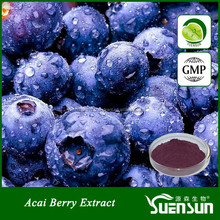 GMP Supply extract Brazil acai berry