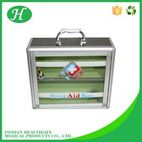 Alibaba wholesale emergency tools first aid empty bags boxes
