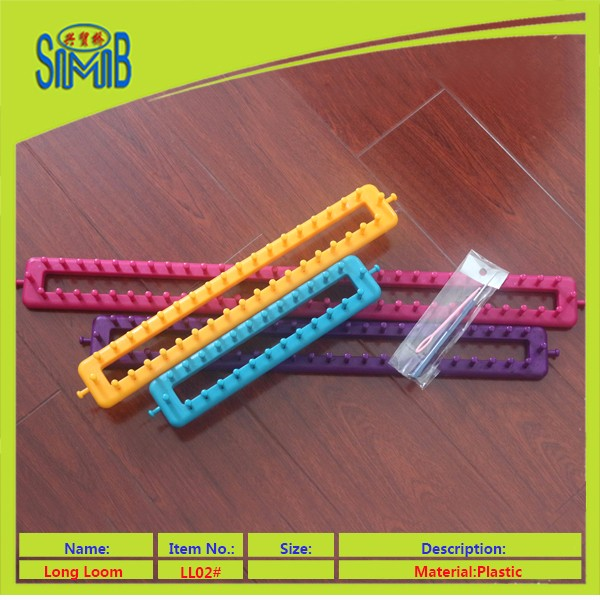 manufacturer large quantity supply SGS certificate best selling plastic knitting looms set for hat