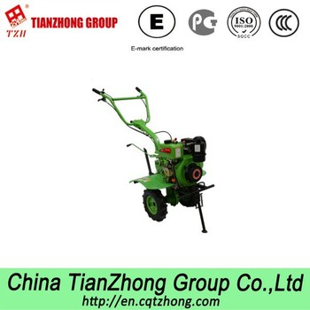 Tianzhong/TZH Brand Cheap Mini Power Tiller