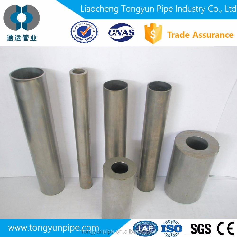 ASTM A335/ ASME SA335 steel seamless pipe used in power plant in China