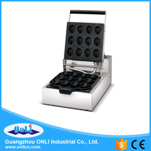 Commercial Coffee Dessert Grill Machine Waffle Making Machine