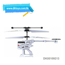 Infared and Folder High speed radio control helicopter