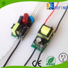 open frame 36v led driver for bulb lighting 5W 7W 9W 12W 15W 18W