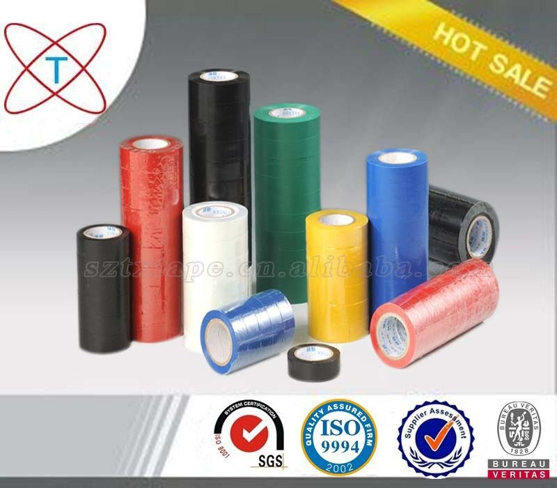 customized Insulation PVC Electrical Tape For wire protection