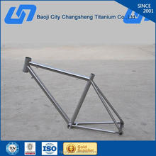 stock price rustless titanium bike frame