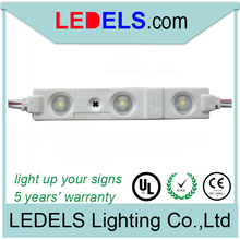 channel letter led module,powered by Everlight 2835 led,5 years warranty