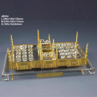 Masjidal-Madinah Mosque of Prophet Mohammed crystal model