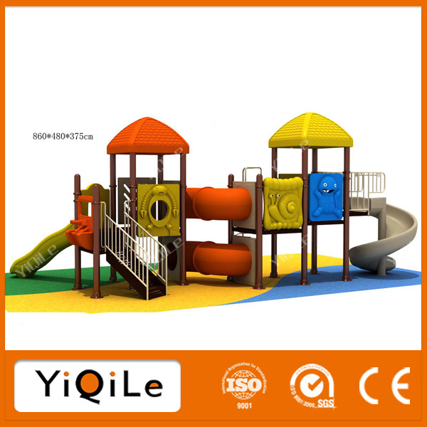 Long shape playground equipment metal slides for kids special needs playground equipment high quality playground accessories