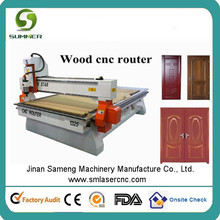 M25 4 axis wood carving/engraving machine for door and window
