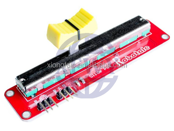 Electronic Block 10K Sliding Potentiometer Module