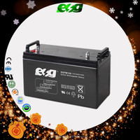 Excellent performance solar panel charger battery 12v 120ah solar power battery