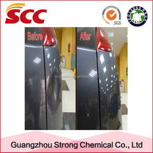Excellent coverage liquid state glass coating for cars