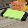 Hybrid Armour CaseTPU+PC Back Cover Cases for iphone 5 5s