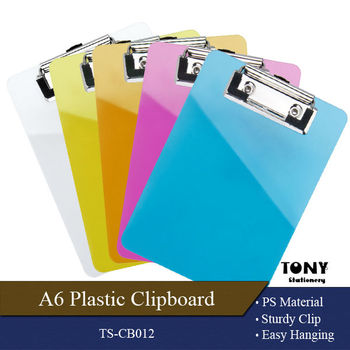 stainless steel clipboards
