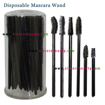 OEM Disposable Mascara Wands In Dispenser For Lash Extension Applicator