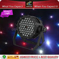 Best price OEM dmx rgbw par64 led 54 3w par light