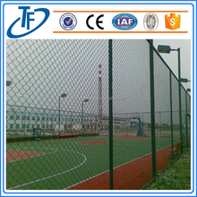 High Security Chain Link Wire Fence With Accessories (China Products)