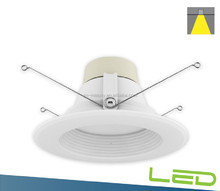 "TRIONS Series 18W LED down light Recessed ceiling lamp LED Downlight 3""/4""/6""/8"" dimmable"