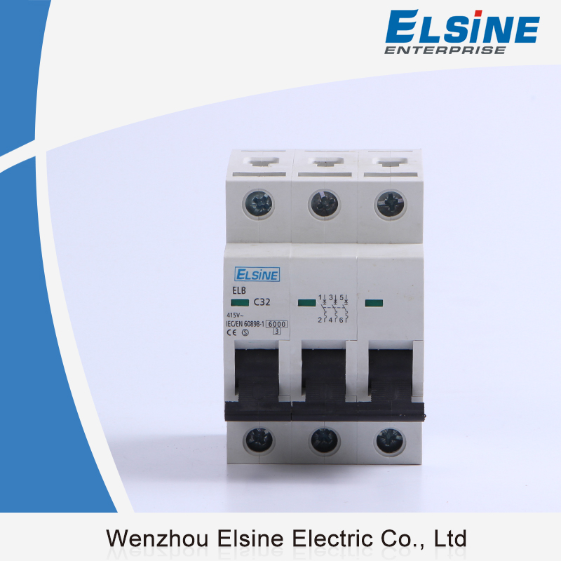 EBL series plug-in Electrical power Miniature Circuit Breaker