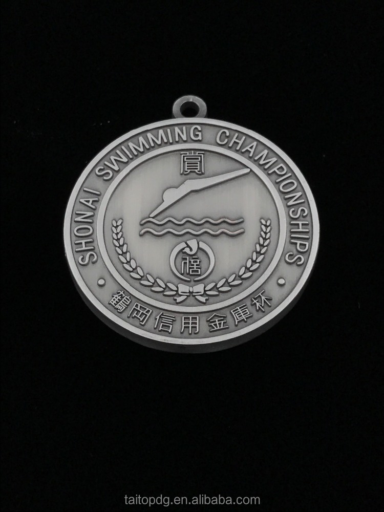 Sports Medal Zinc alloy medal