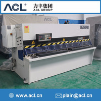 low cost high quality manual sheet metal cutting machine