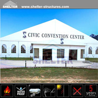 25*60m Outdoor lining decoration wedding tents for sale