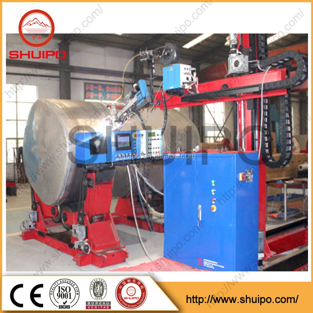 Automatic Orbit Tub to tube sheet pulse tig welding machine for Boiler, pressure vessel, heat exchanger