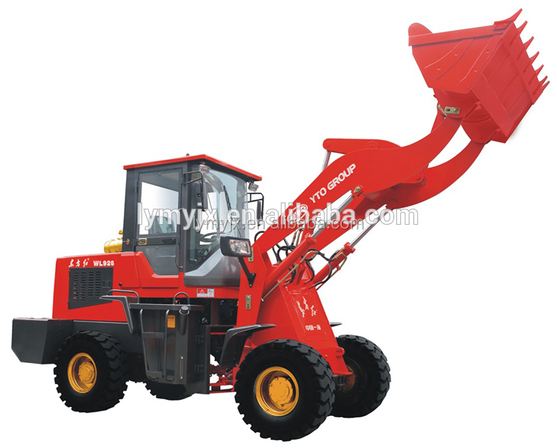 WL926 Chinese TOP Brand with famours diesel engine 2 ton wheel loader