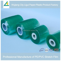 flexible self-adhesive dust proof waterproof plastic wrap film