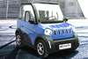 High speed 2 seater EV electric handbrake EEC certificate cars cheap price