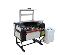 Jinan auto feeding mobile film laser cutter machine high quality and low cost