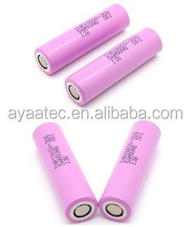 18650 Battery Specifications 3000mah 18650 30Q 3.7v Lithium-ion Rechargeable Battery