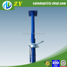 Q235 painted telescopic 2-3.6M adjustable support
