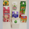 Aseptic Juice Gable Top Carton