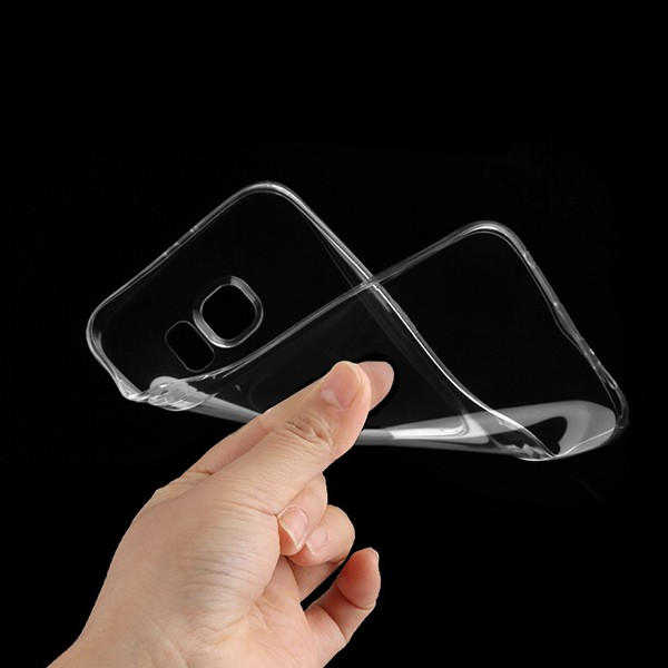 2016 New For Samsung Galaxy S7 Case Transprant Soft Clear TPU For Samsung S7 Back Cover