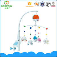 Goodway toys Baby Mobile Crib Rotate Bed Bell with Music