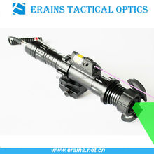 Subzero Zoomable Night Vision Rifle Scope of 100mw Green Laser Designator illuminator with 5mw IR laser sight combo