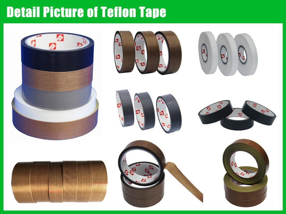 YOUSAN BANDE! PTFE film enduit verre tissu téflon pour d'étanchéité machine d'emballage