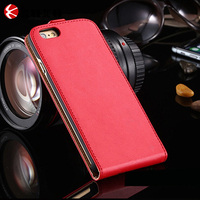 New arrival mobile phone leather case . flip genuine leather 100% for apple phones
