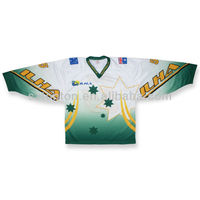 top quality made custom hockey shirt