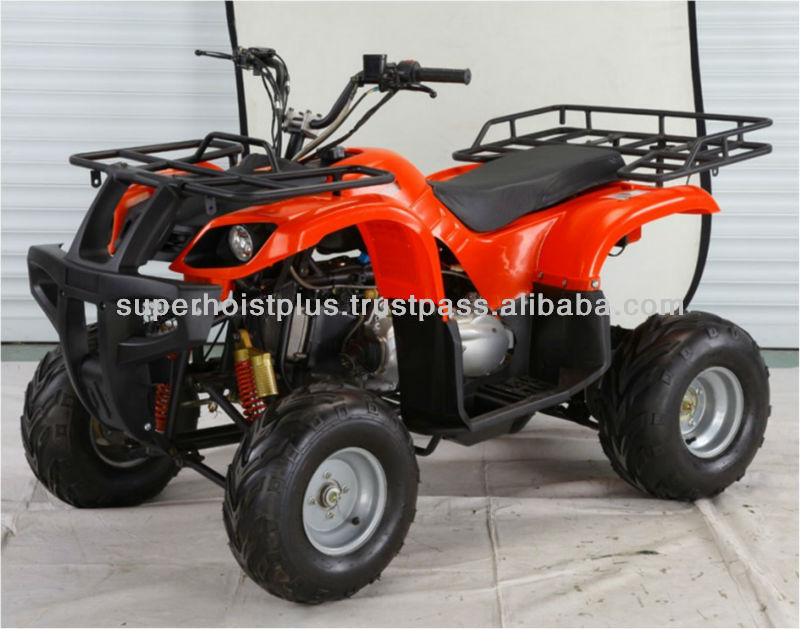 Air Cooled 4-stroke Electric Starting All Terrain Vehicle ATV