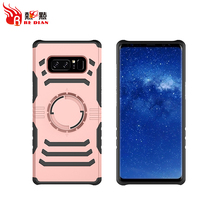 Mobile phone back cover for galaxy note 8 bumper case,2d sublimation phone cover case,mobile cover tpu pc case cover for samsung