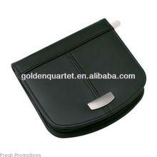 Zippered Single Cd Case( BSCI, ICTI, SA8000 and social audit factory)