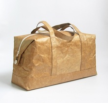 Tyvek duffel tote weekend bag