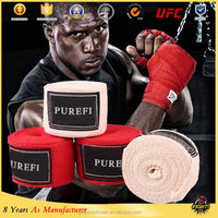 Boxing Wrist Bandages Thai Fighting Sparing Hand Wrap Boxing Hand Tape