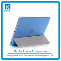 [kayoh] Leahter case flip cover accessories for ipad mini 1/2/3 with stand