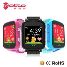 Hot sale anti-lost, alarm, touch screen gsm smart watches for kids