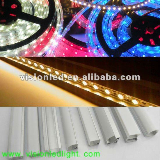 Aluminum Profile Flexible LED SMD Strip Lamp