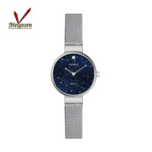 Starry stone quartz watch japan movt latest design wrist watch women